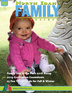 north idaho family magazine summer issue