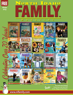 north idaho family magazine winter issue